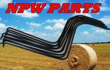 Pack Of 10 Teeth 3037510 For Mampw Wheel Rakes Mwg1