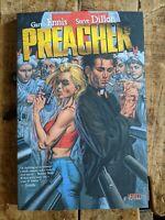 Preacher Book 2 TPB (DC / Vertigo 2013) Graphic Novel - Garth Ennis