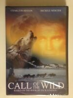 The Call of the Wild (DVD, 2006)(NEW) Charlton Heston,Based on Jack London Novel