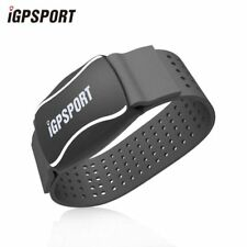 IGPSPORT Running Cycling Smart Arm Heart Rate Monitor ANT+ Bluetooth4.0 Black