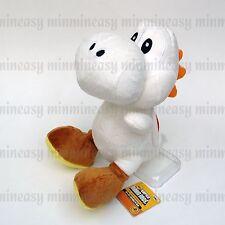 "Nintendo Super Mario Bros Yoshi 12"" Kid Soft Doll Stuffed Toy Figure Plush White"
