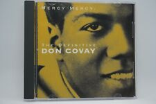 Don Covay - Mercy Mercy : The Definitive   CD Album   RARE