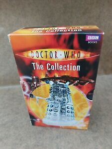 Doctor Who - Paperback Book Set.The Collection..(3 Books)
