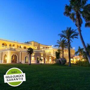 5 Tage Kalabrien Reise Hotel Parco dei Principi 5* Roccella Jonica Strandurlaub