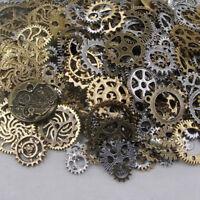 diy - kunst, handwerk watch teilen zahnräder steampunk getriebe