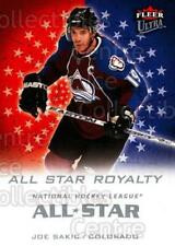 2008-09 Ultra All-Star Royalty #16 Joe Sakic