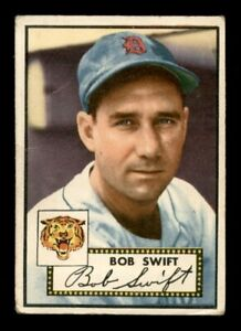 1952 Topps Set Break # 181 Bob Swift GD *OBGcards*