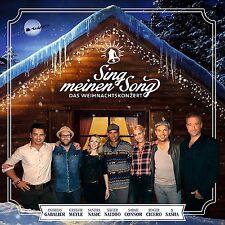 CD * Sing mio Song ** il concerto di Natale *** nuovo di zecca & SCATOLA ORIGINALE!!!