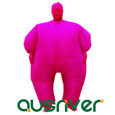 1.8M Halloween Cosplay Costumes Inflatable Funny Fat Suits Dress Party Costume