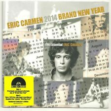 """Eric Carmen - Brand New Year 7"""" Vinyl  2014 Limited Edition Numbered Vinyl NEW"""
