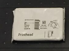 PITNEY BOWES 787-H BLACK & YELLOW PRINTHEAD CONNECT +1000 GENUINE NEW FRANKING