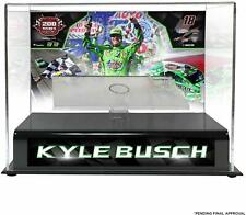 Kyle Busch 200 Career Wins 1:24 Die Cast Display Case with Sublimated Plate