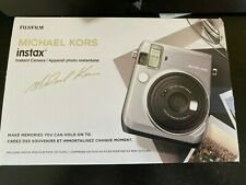 NEW Michael Kors+ FUJIFILM Instax Instant Camera Mini 70 READY TO SHIP