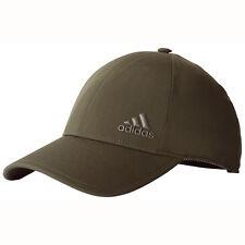 adidas climalite Bonded Cap Utility Grey  Schirmmütze Kappe Baseballcap Basecap