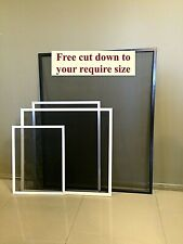DIY Window Fly Screen with Aluminum Frame