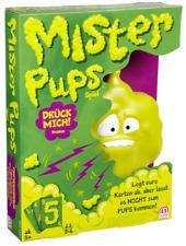 Mattel DPX25 Mister Pups NEU OVP