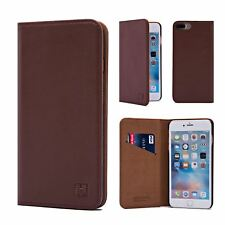Apple iPhone 7 Plus Leather Wallet Case Designed by 32nd Classic Real Design