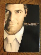 SET OF 3 DVDS - GEORGE CLOONEY COLLECTION