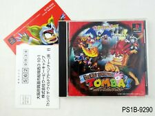 Tomba 2 The Wild Adventure Playstation 1 Japanese Import PS1 JP US Seller B
