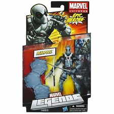 Marvel Legends - DEADPOOL (X-FORCE OUTFIT) Action Figure - Hasbro