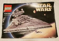 LEGO Star Wars 10030 Imperial Star Destroyer 100% Complete, No Sticker (used)