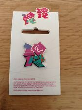 London Paralympic  2012   Pin Badge ' New ' Rare Collectable