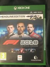 F1 2018 Headline Edition Xbox One Game Factory