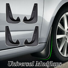 Front Rear Universal Mud Splash Guards Mudflaps Mudgurads EVA Plastic Car 4pc