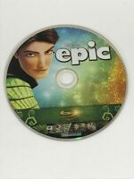 Epic - Blu Ray Disc Only - Replacement Disc