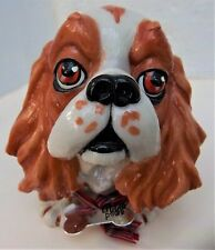 ARORA LITTLE PAWS CAVALIER KING CHARLES SPANIEL - TRUDI - SIGNED 2006