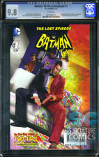 BATMAN '66 THE LOST EPISODE #1 - CGC 9.8 - TWO-FACE - HARLAN ELLISON - SOLD OUT