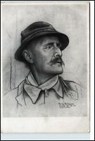 Künstlerkarte ~1940 Künstler Franz Franken Motiv Bauernbildnisse alte Postkarte