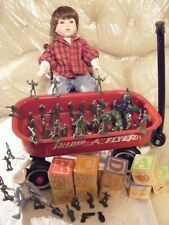 "Radio Flyer Porcelain Doll ""Billy"" Bundle"