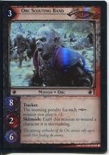 Lord Of The Rings CCG FotR Foil Card 1.U270 Orc Scouting Band
