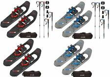 SKINSTAR Schneeschuh 29 INCH Schneeschuhwandern Schneeschuhe bis 130 kg inklusiv