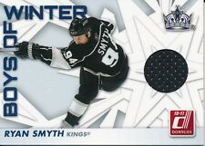 2010/11 Panini Donruss #68 Ryan Smyth Boys of Winter Threads Insert