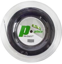 Prince Tour Classic Black 1.25mm 200m 660ft 17gauge Tennis String Reel