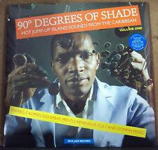 90 DEGREES OF SHADE VOL. 1 comp. 2xLP SEALED w/download Soul Jazz mambo calypso