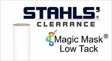"Stahls' Magic Mask® LOW Tack Heat Transfer Tape - 30"" x 25 Yards"