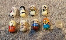 Lot of 8 Wild Mighty Beanz Weighted Toys