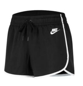 New Nike Womens Heritage Woven Shorts Size XL MSRP $35