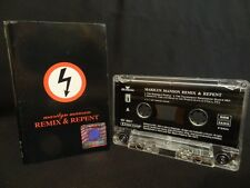 MARILYN MANSON Remix & Repent / 1999 / MC, CASSETTE