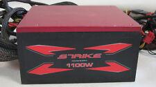 STRIKE-X 1100 Watt 80 Plus Gold Aero Cool Power Supply PC-Netzteil ATX 2.3 - 5