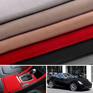 Premium Suede Fabric Luxury Car Headlining & Interior Fabric Material Upholstery