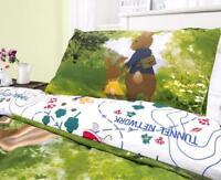 Peter Rabbit Single Bed Reversible Design Duvet Set Beatrix Potter Kids Bedding