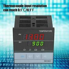 Mc901 Dual Display Digital Pid Fc Temperature Controller Ssrrelay Output