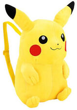 "Back Pack Pokemon 13"" Pikachu Plush"