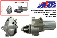 Honda NSR125 nsr 125 remplacement démarreur 1993 - 2001 (KY4) new in box