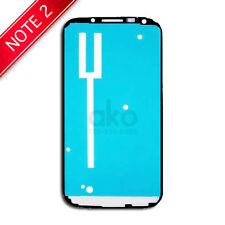10x PRECUT ADHESIVE Sticker Glue Tape Samsung Galaxy Note 2 N7100 i317 T889 i605