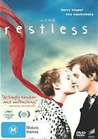 RESTLESS (2011) Henry Hopper, Mia Wasikowska DVD NEW